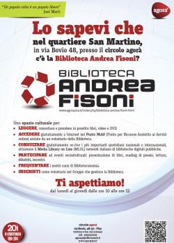 Biblioteca Andrea Fisoni.