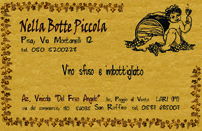Azienda Vinicola Del Freo Angelo Via Giuseppe Montanelli, 12 56121 Pisa (PI) Tel. 050 520 0228